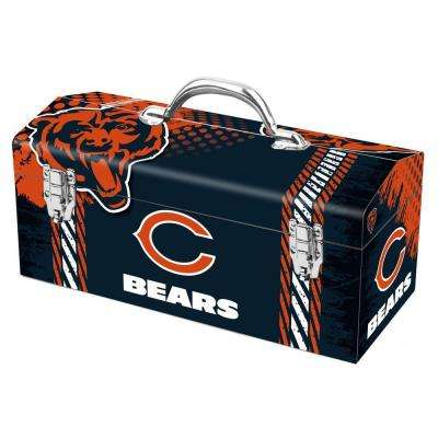 7.2 in. Chicago Bears NFL Tool Box