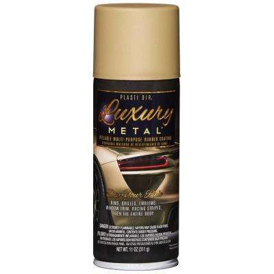 11 oz. Luxury Metal Limegold Metallic Spray Paint