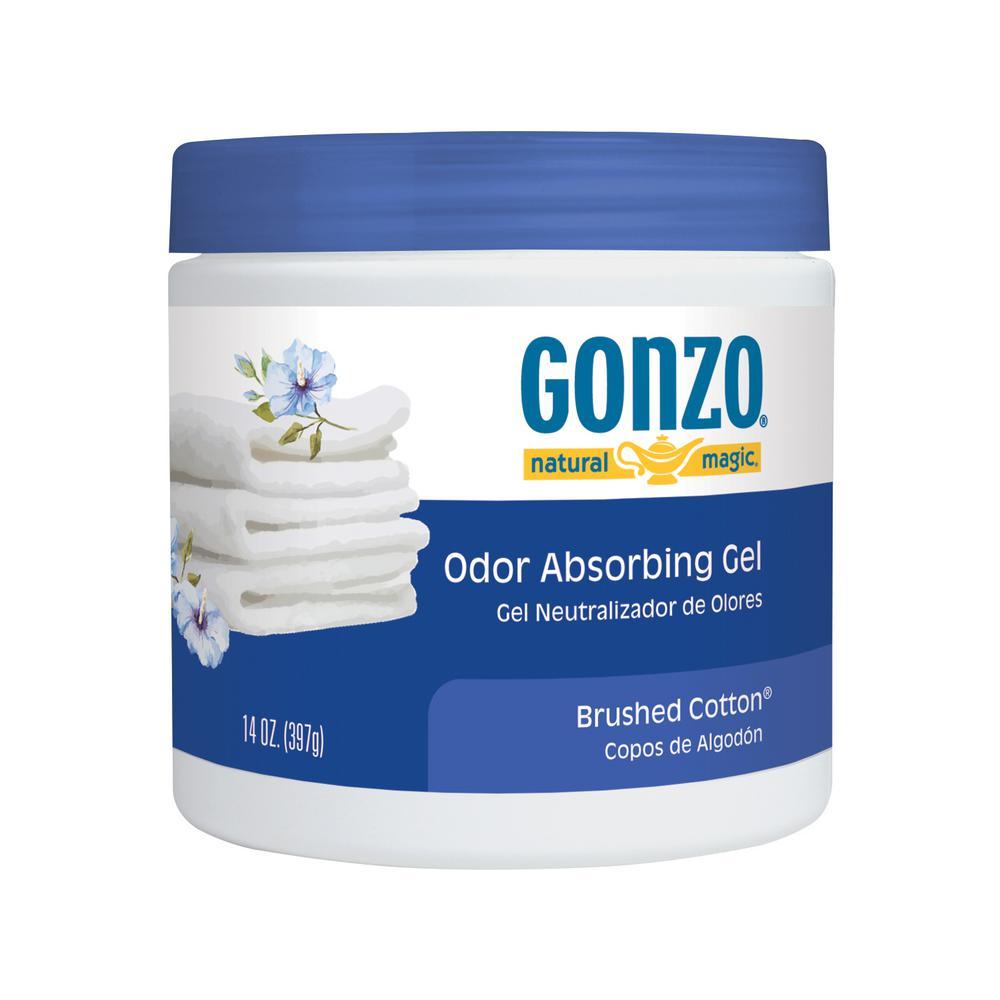 14 oz. Brushed Cotton Odor Absorbing Gel