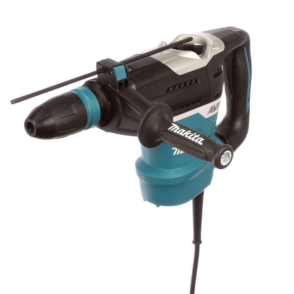 11 Amp 1-9/16 in. Corded SDS-MAX Conrete/Masonry AVT (Anti-Vibration Technology) Rotary Hammer Drill with Hard Case