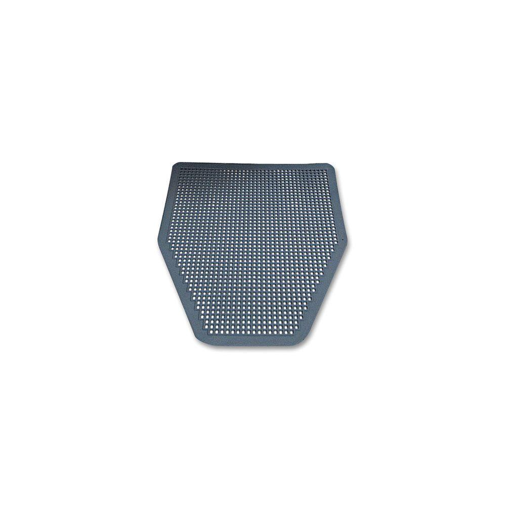 IMPACT Orchard Zing Scent Gray Disposable Urinal Floor Mat (Case of 6)