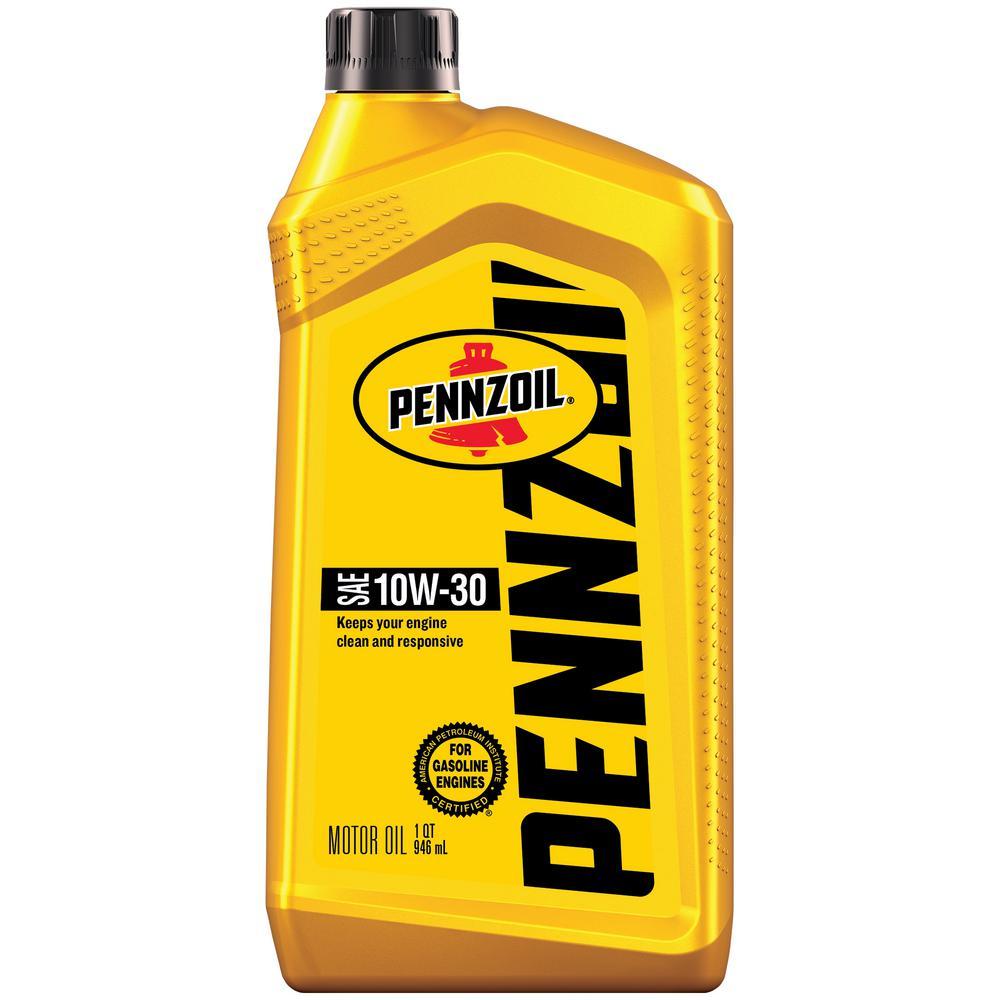Pennzoil 1 qt  Dexron III Mercon Automatic Transmission Fluid-3312