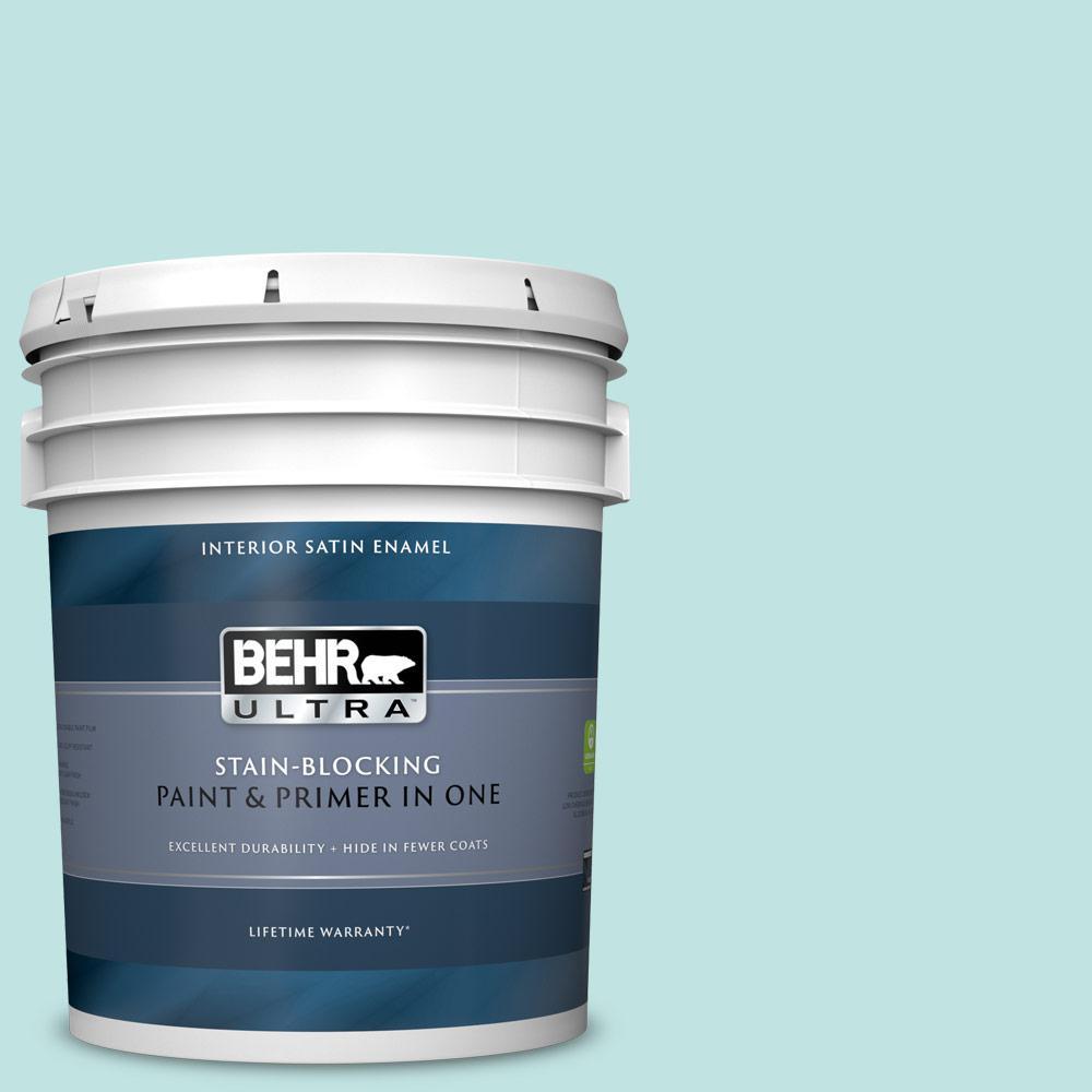 BEHR Premium Plus 1 gal  #230D-5 Aztec Brick Semi-Gloss