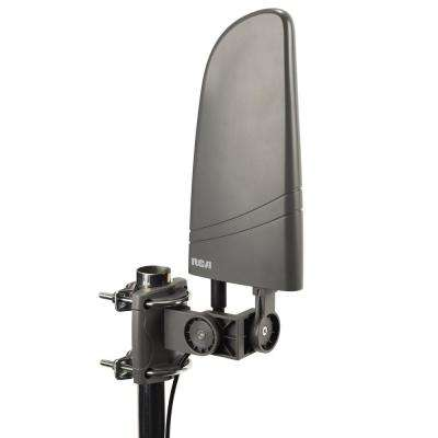 Amplified Indoor/Outdoor HDTV Antenna