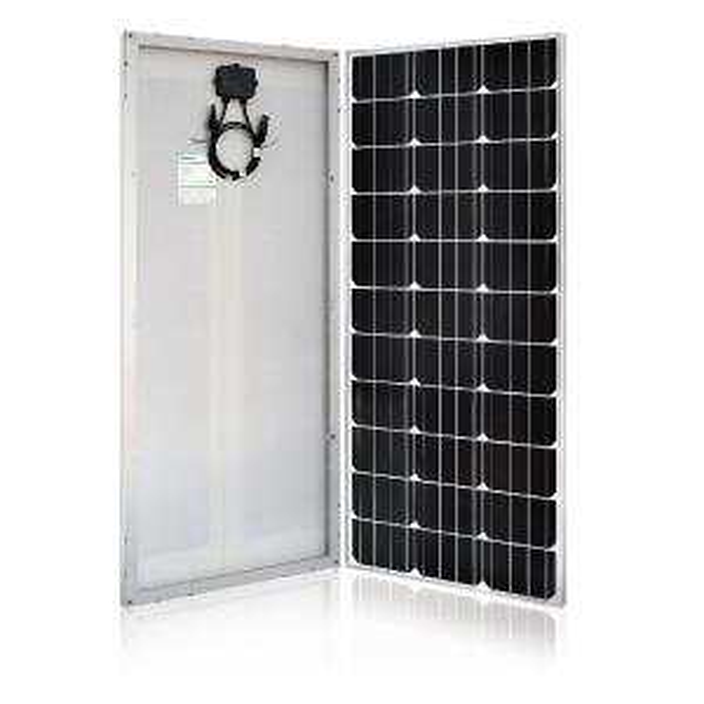 Renogy 100 Watt 12 Volt Monocrystalline Solar Panel Slim