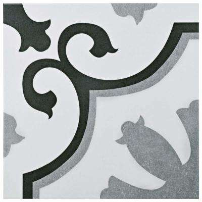 Viena 12-3/8 in. x 12-3/8 in. Ceramic Floor and Wall Tile (11.07 sq. ft. / case)