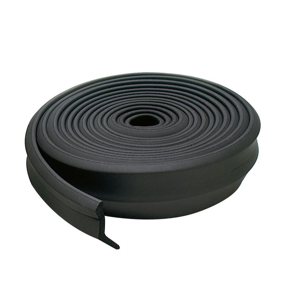 M-D Building Products Rubber Garage Door Bottom Bulk Roll 100 Ft