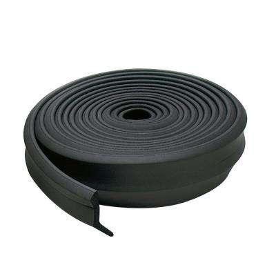 Rubber Garage Door Bottom Bulk Roll 100 Ft