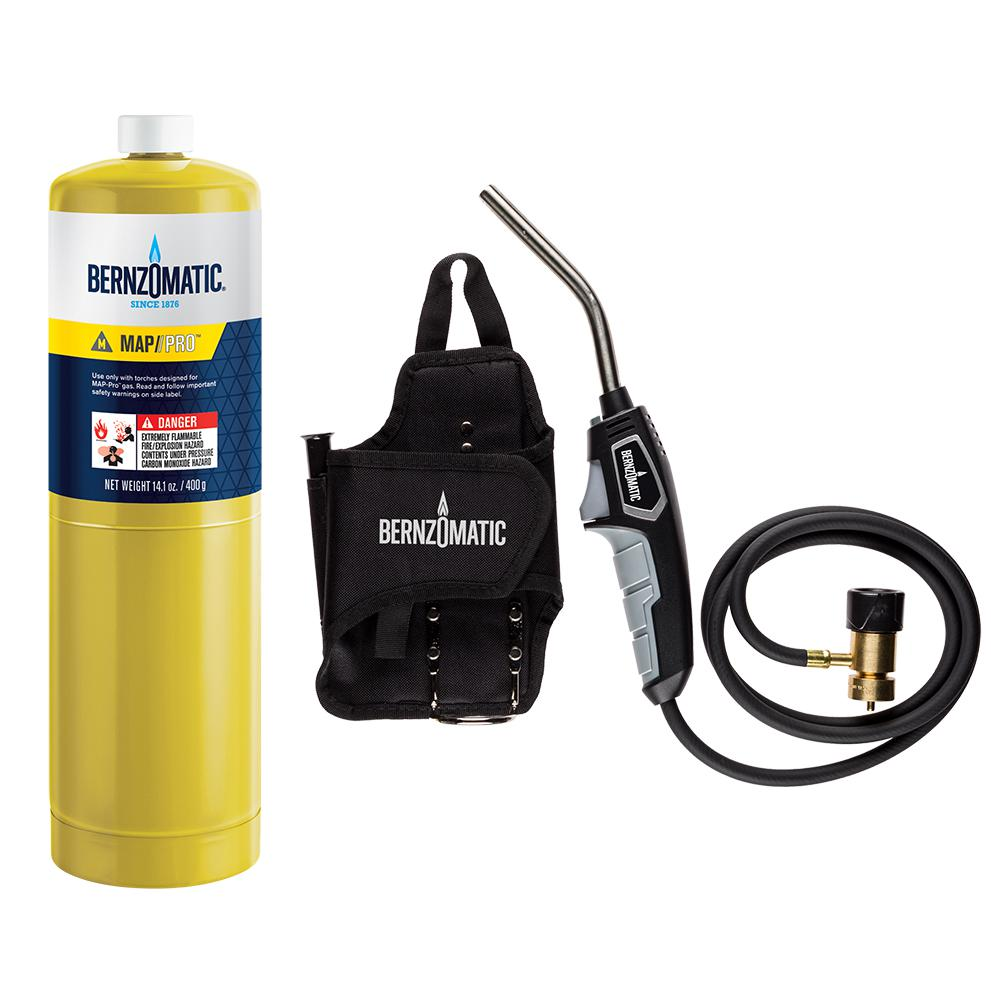 BZ8250HTKC MAP-Pro Hose Torch Kit