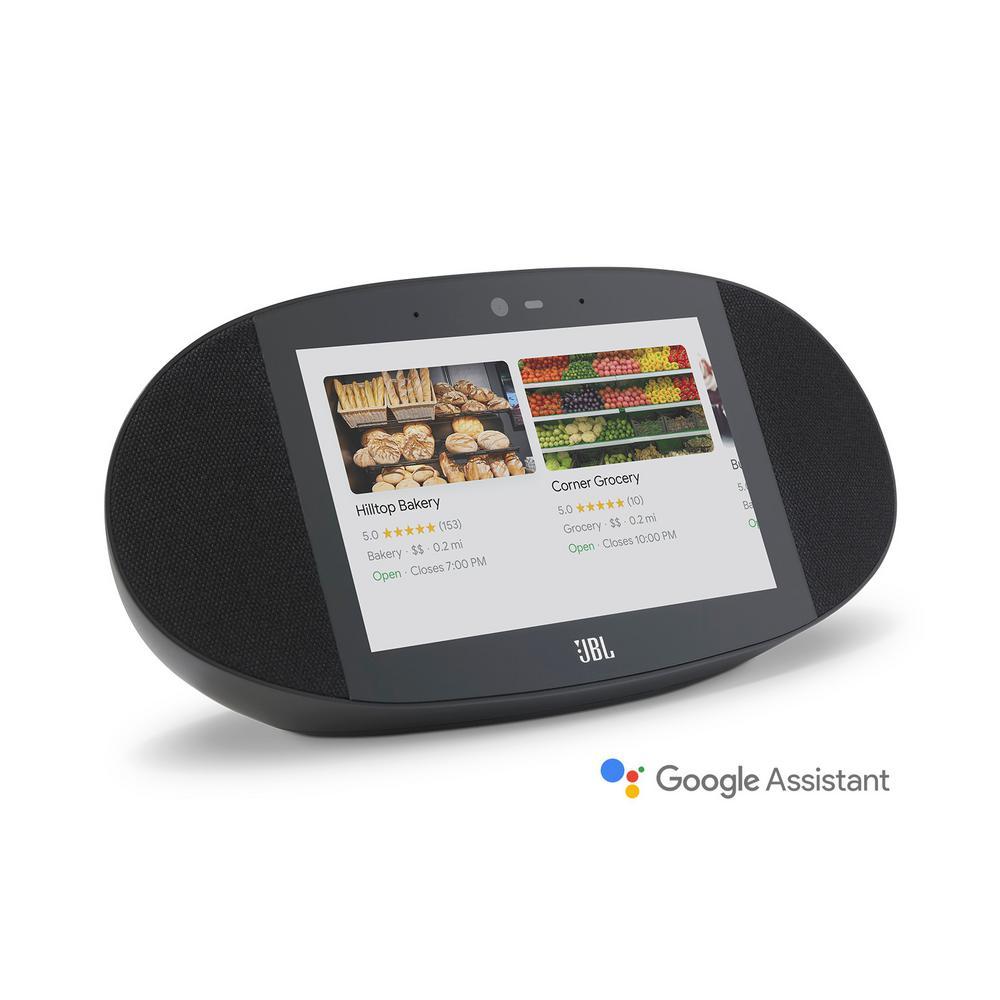 Link View Bluetooth Speaker Hub in Black