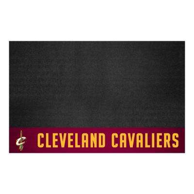 Cleveland Cavaliers 26 in. x 42 in. Grill Mat