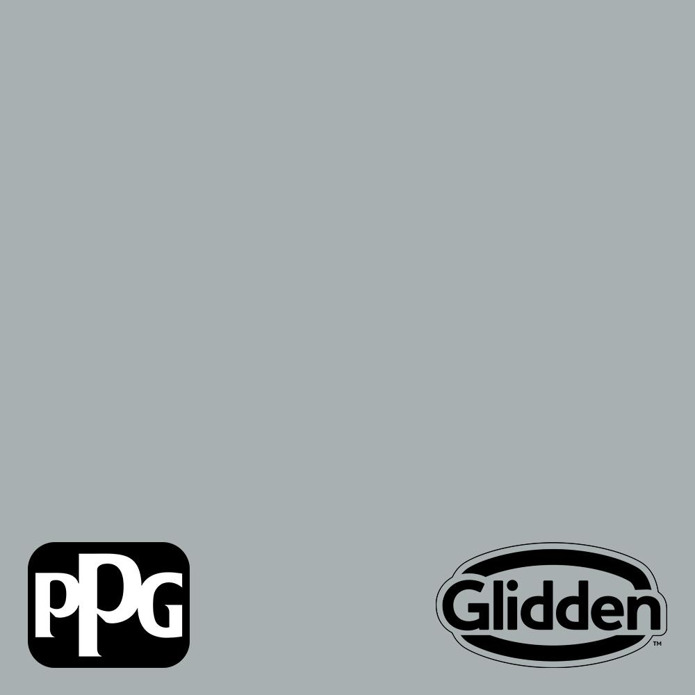 Glidden Essentials 5 Gal Ppg1039 3 Mirror Eggshell Interior Paint Ppg1039 3e 05e The Home Depot