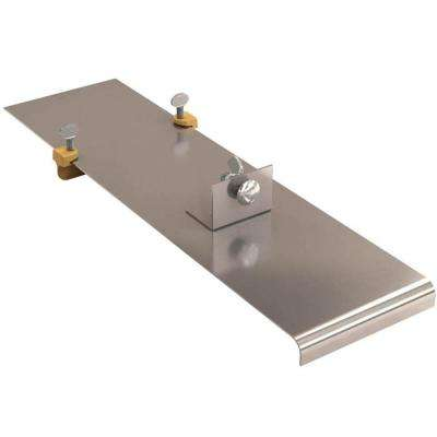 18 in. x 4-7/8 in. Adjustable Walking Edger with 1 in. x 3/4 in. Bit and 3/8 in. Radius