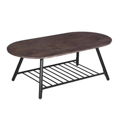 Rixo Walnut Color Coffee Table