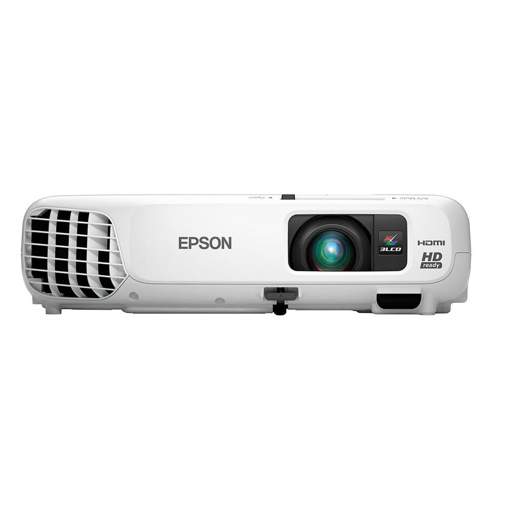 Epson Home Cinema 1280 x 800 730HD 720p 3 LCD Projector with 3000 Lumens