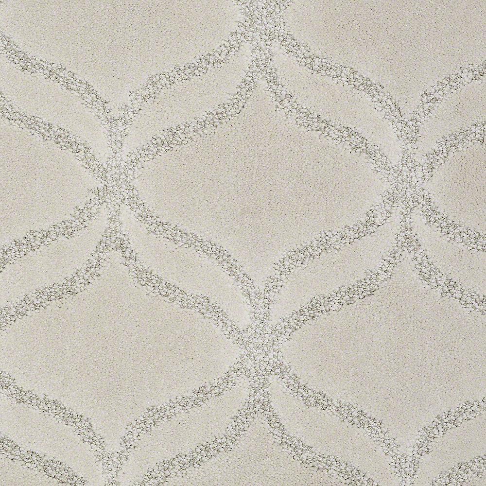 Carpet Sample - Kensington - In Color Glacier 8 in. x 8 in.