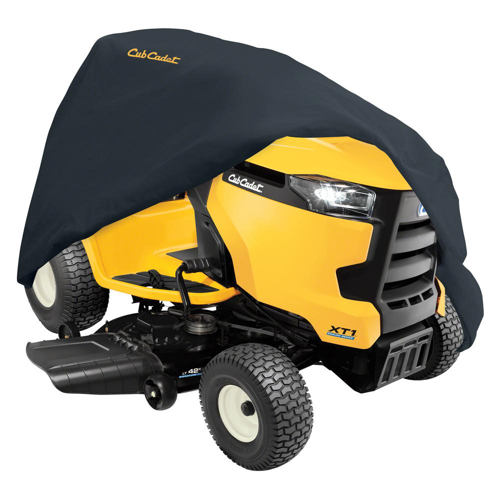Garden Tractor Wheel Covers : Cub cadet deluxe lawn tractor cover the home depot