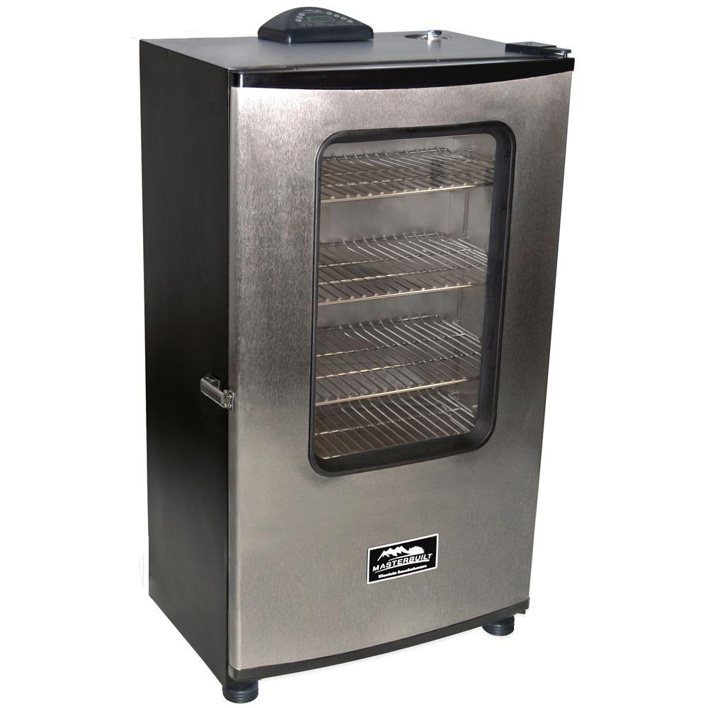 Merveilleux Digital Electric Smoker With Window