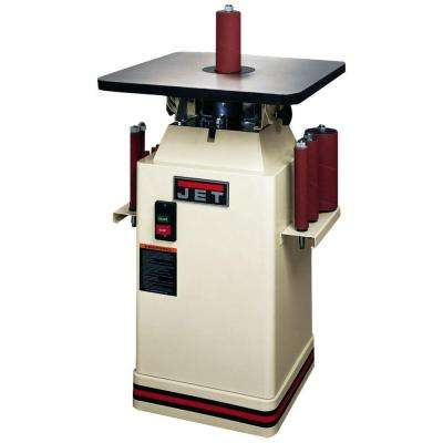 115-Volt 1 HP Floor Oscillating Spindle Sander
