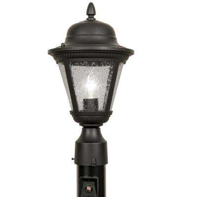 Ingall Outdoor Black Post Light