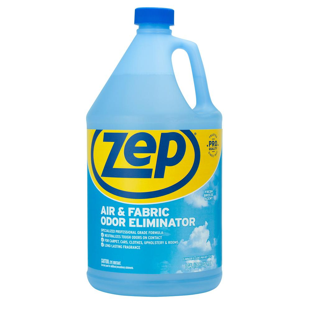 Zep 1 Gallon Air And Fabric Odor Eliminator Zuair128 The