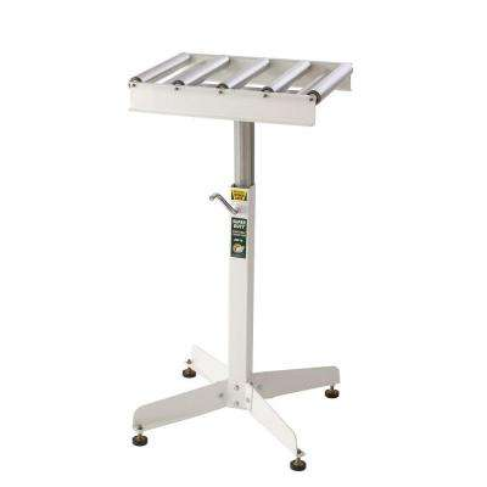15 in. W Roller Table Portable Conveyor