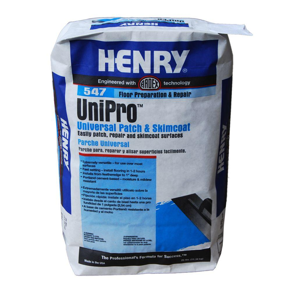 Henry 547 25 Lbs Universal Patch And