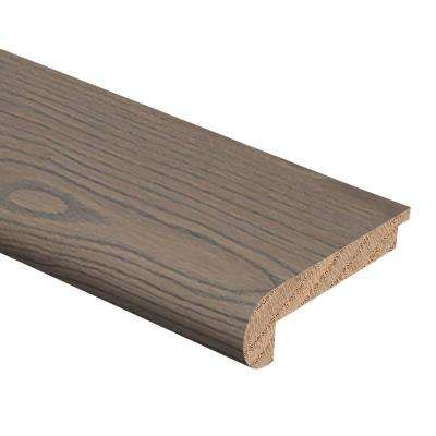 Dovetail Oak 9/16 in. Thick x 2-3/4 in. Wide x 94 in. Length Hardwood Stair Nose Molding