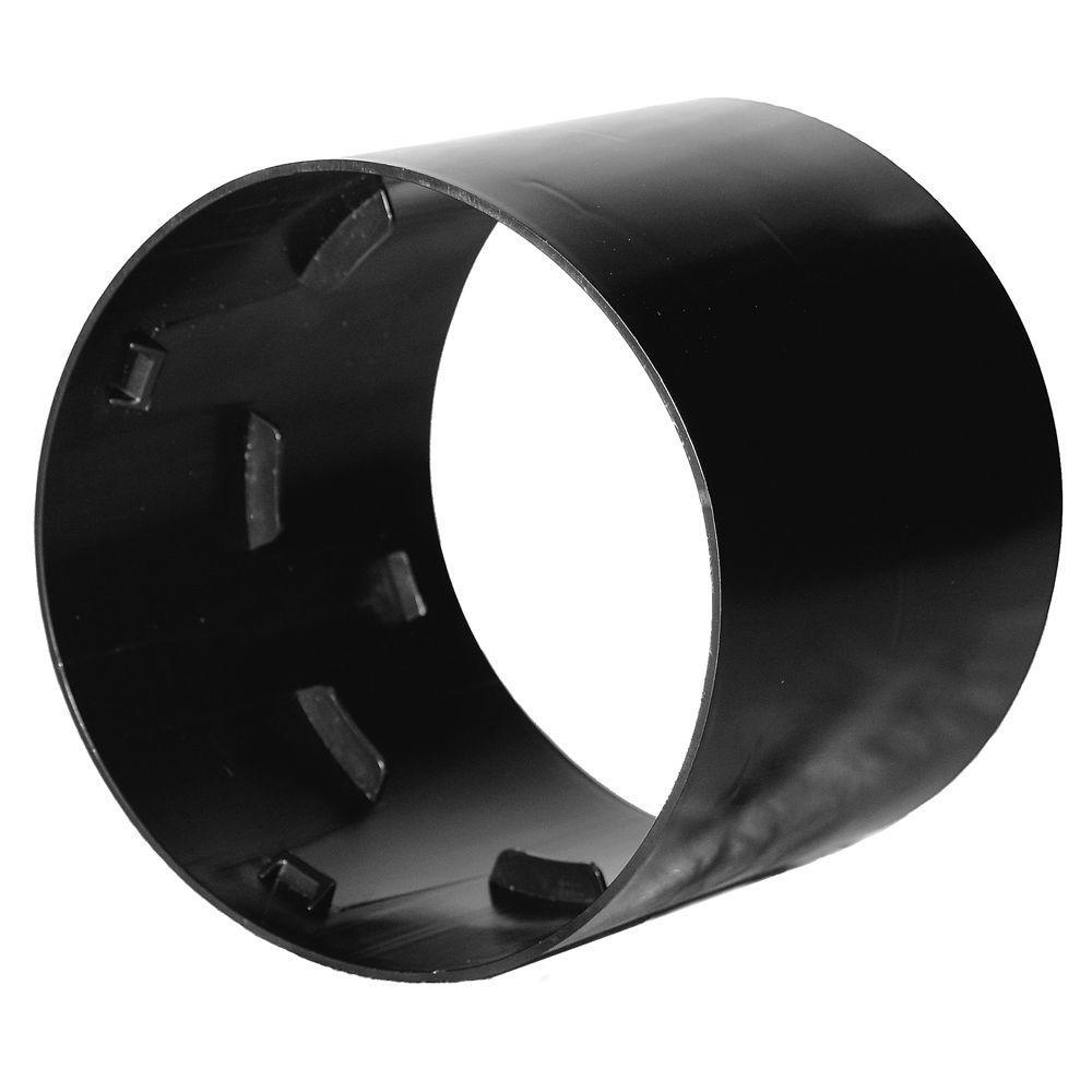 4 in. Polyethylene Slip External Snap Coupler