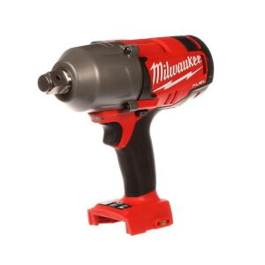 Milwaukee M18 FUEL 18-Volt Lithium-Ion Brushless Cordless 3/4 inch High Torque Impact Wrench with Friction Ring Kit... by Milwaukee