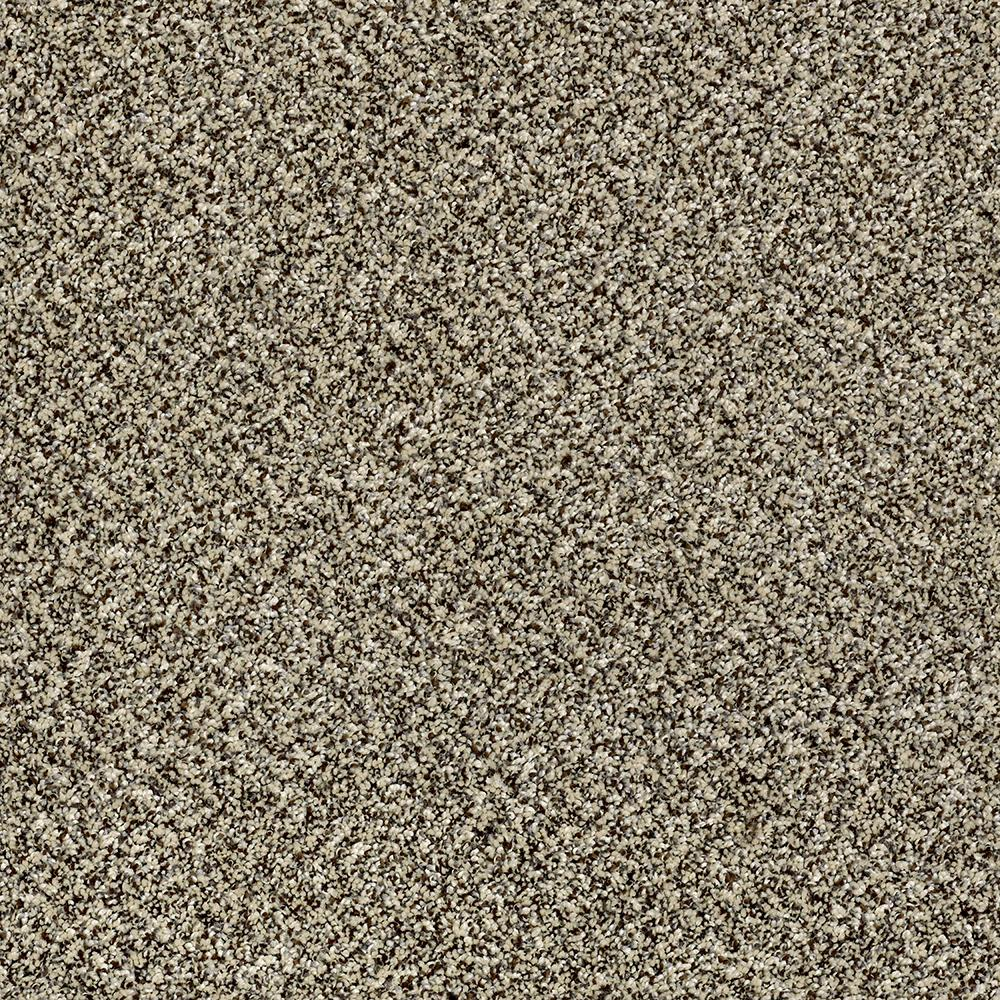 Home Decorators Collection Carpet Sample Wholehearted Ii Color Ivory Dust Twist 8 In X 8 In