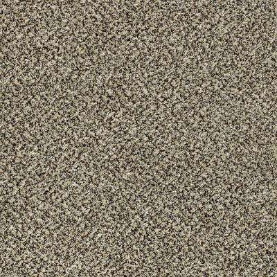 Carpet Sample - Wholehearted II - Color Ivory Dust Twist 8 in. x 8 in.