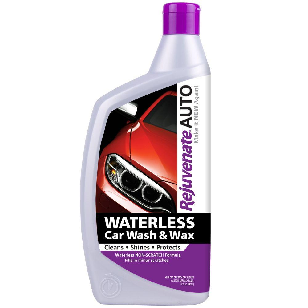 Rejuvenate Auto Waterless Car Wash And Wax