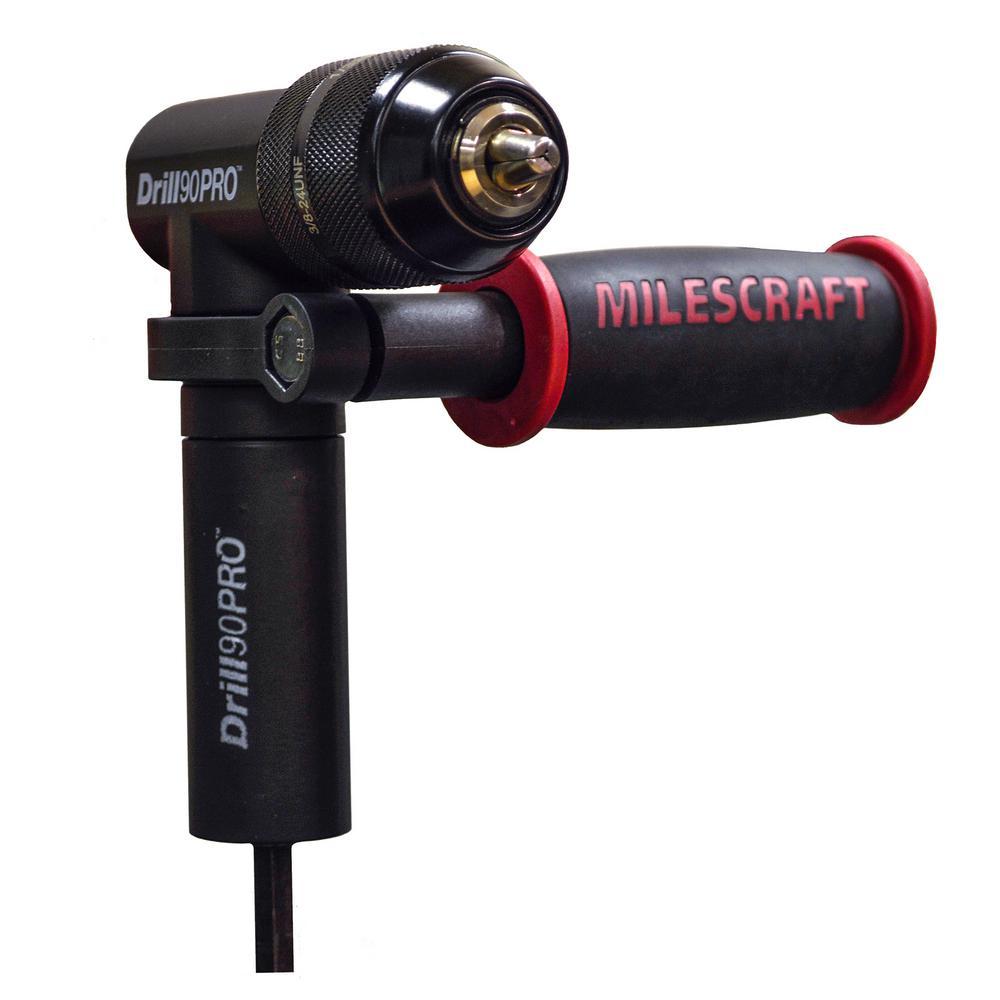 Drill90PRO Heavy Duty Right Angle Drill Attachment