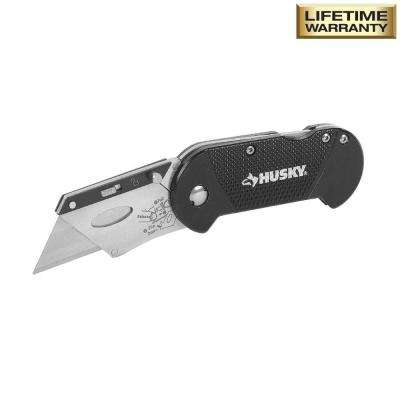 2.4 in. Compact Folding Lock-Back Utility Knife
