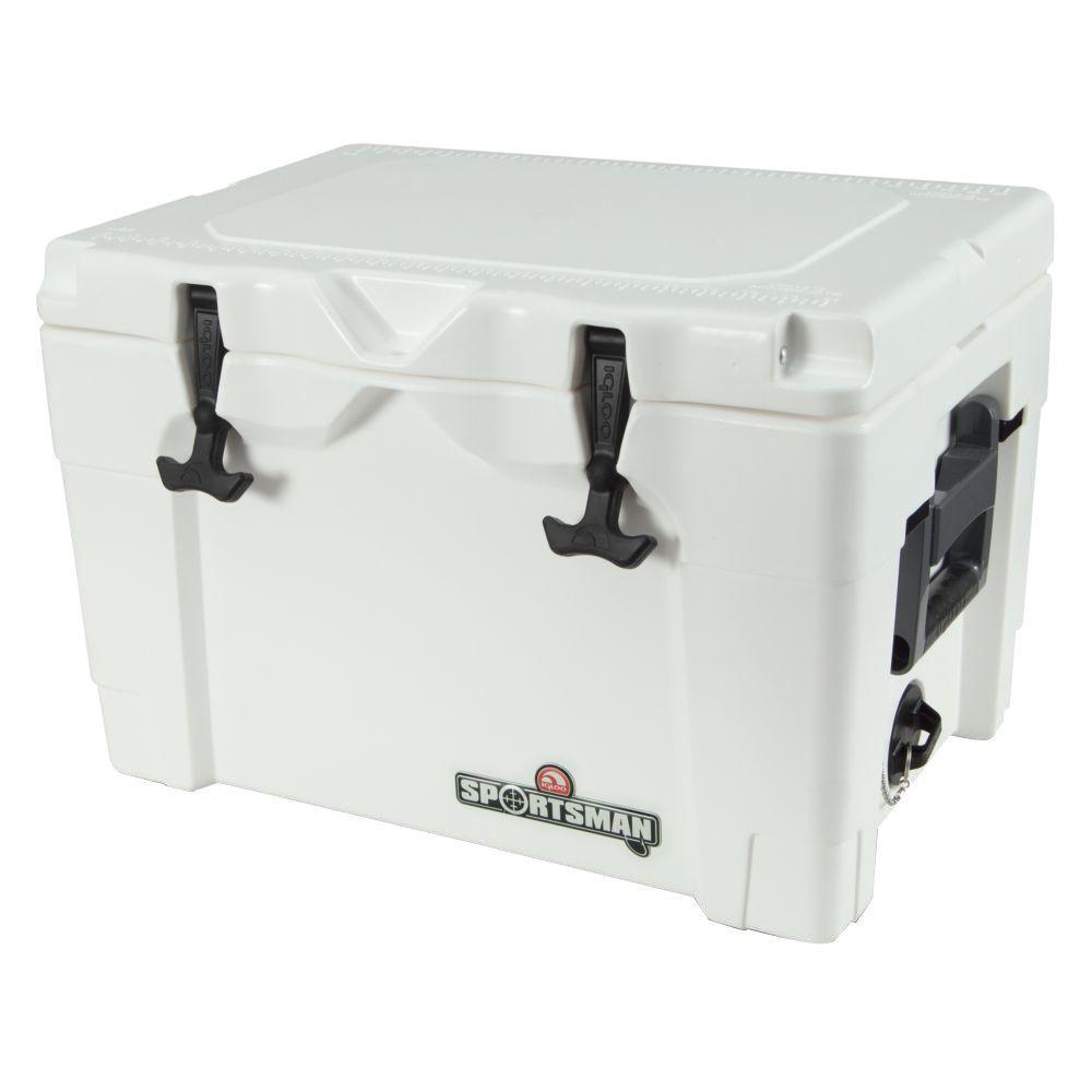 Igloo Sportsman 40 Qt Retractable Handles Cooler 00045891
