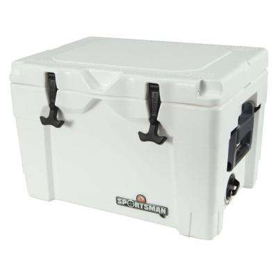 Sportsman 40 Qt. Retractable Handles Cooler