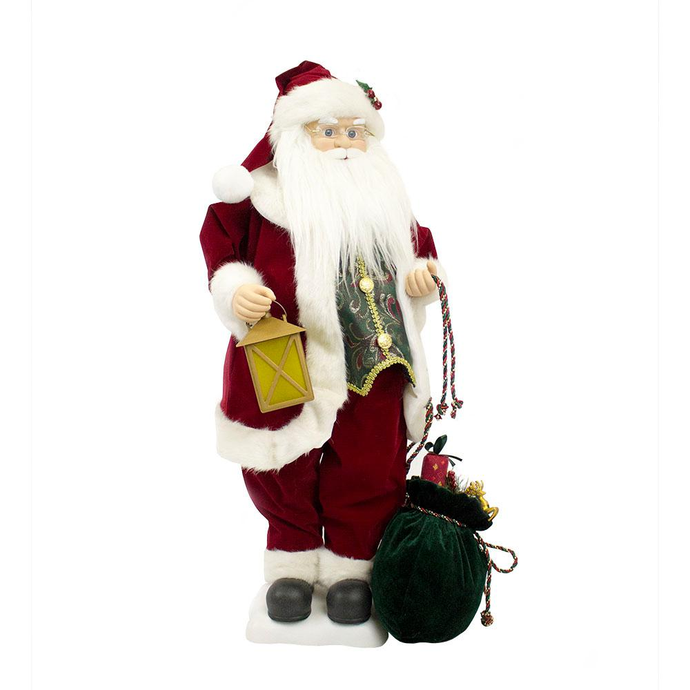 28 In Christmas Animated Musical Santa With Body Motion