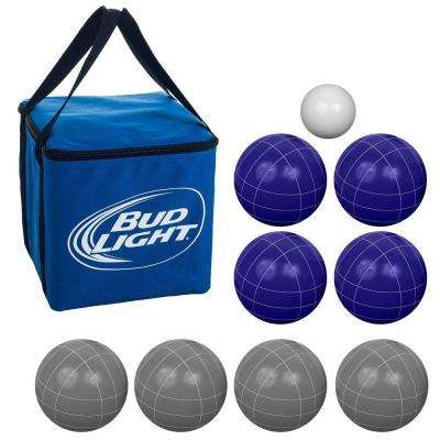 100 mm Regulation Bud Light Bocce Set