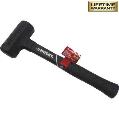 27 oz. Dead Blow Rubber Handle Hammer