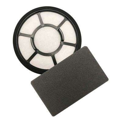 Replacement Kit for BLACK+DECKER Pre Filter and Carbon Filter, Compatible with BDASV102 Airswivel Vacuums