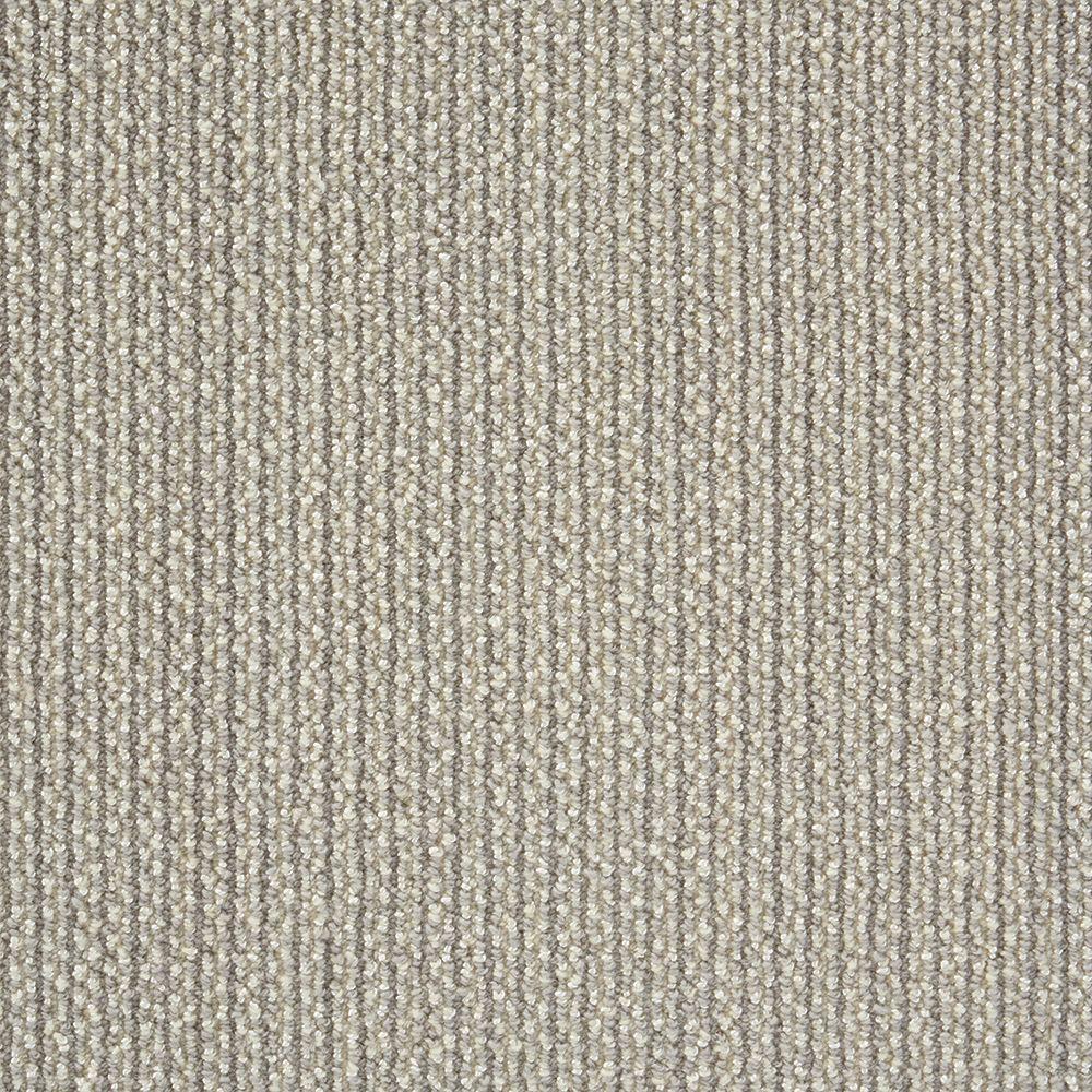 Panorama Tweed - Color Alloy Loop 12 ft. Carpet