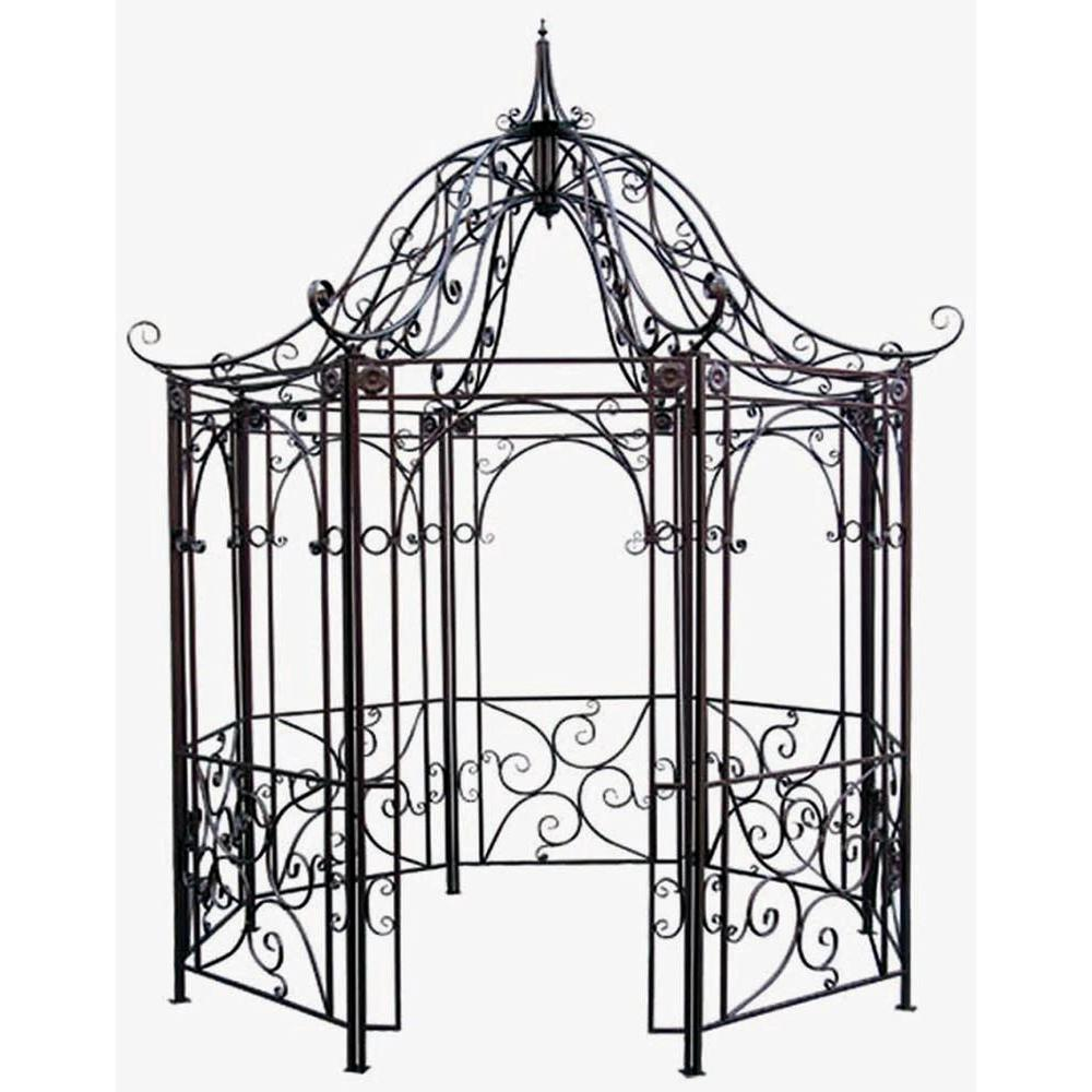 Design Toscano Amelie Gazebo-DISCONTINUED