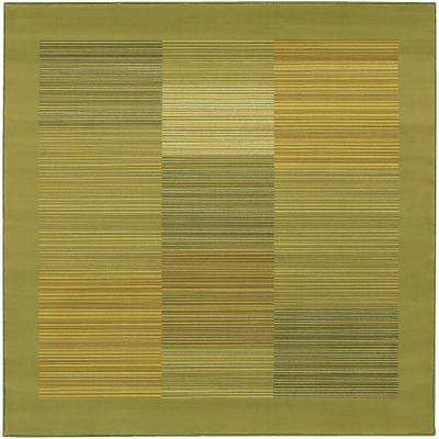 Everest Hampton's Sage 3 ft. 11 in. x 3 ft. 11 in. Square Area Rug