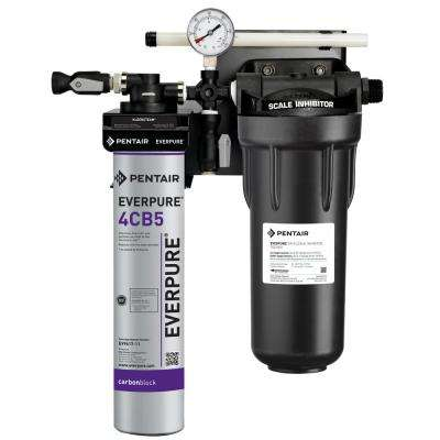 Kleensteam Counter Top Steamer Water Filtration System