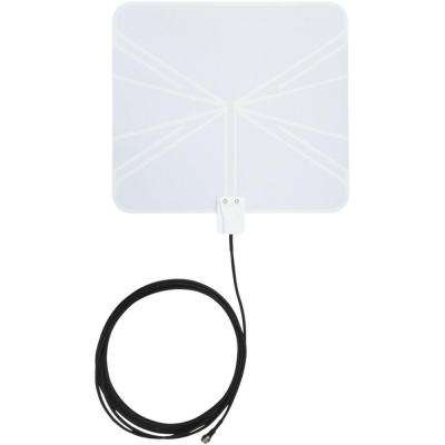 Flatwave Non-Amplified Indoor HD TV Antenna