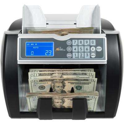 Commercial Quality High Speed Bill Counter  with Counterfeit Detection