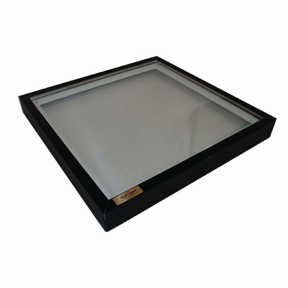 Home Depot Sky Lights: Western Skylights 26.75 In. X 26.75 In. Glass Temp/Temp