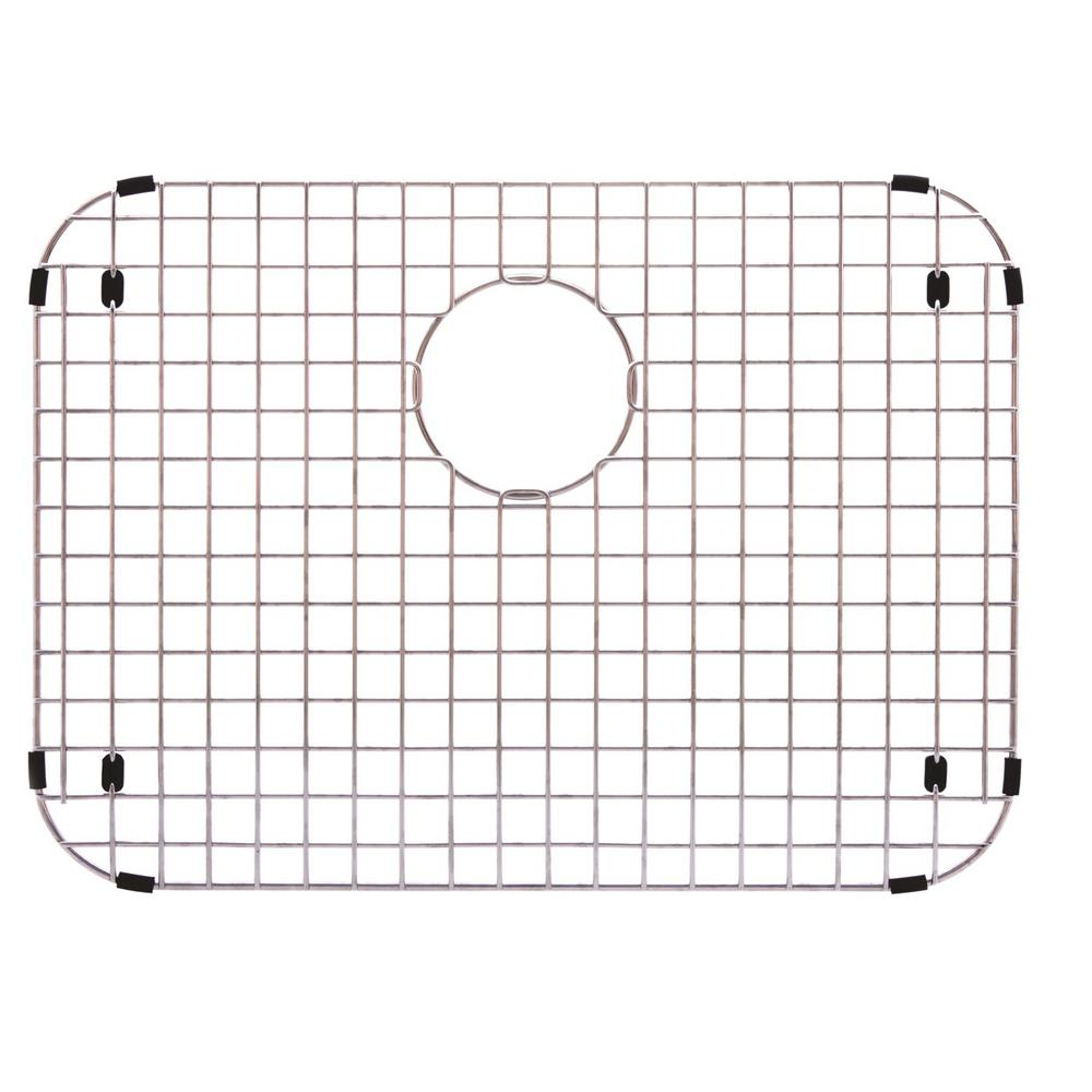 Stainless Steel Bottom Grid