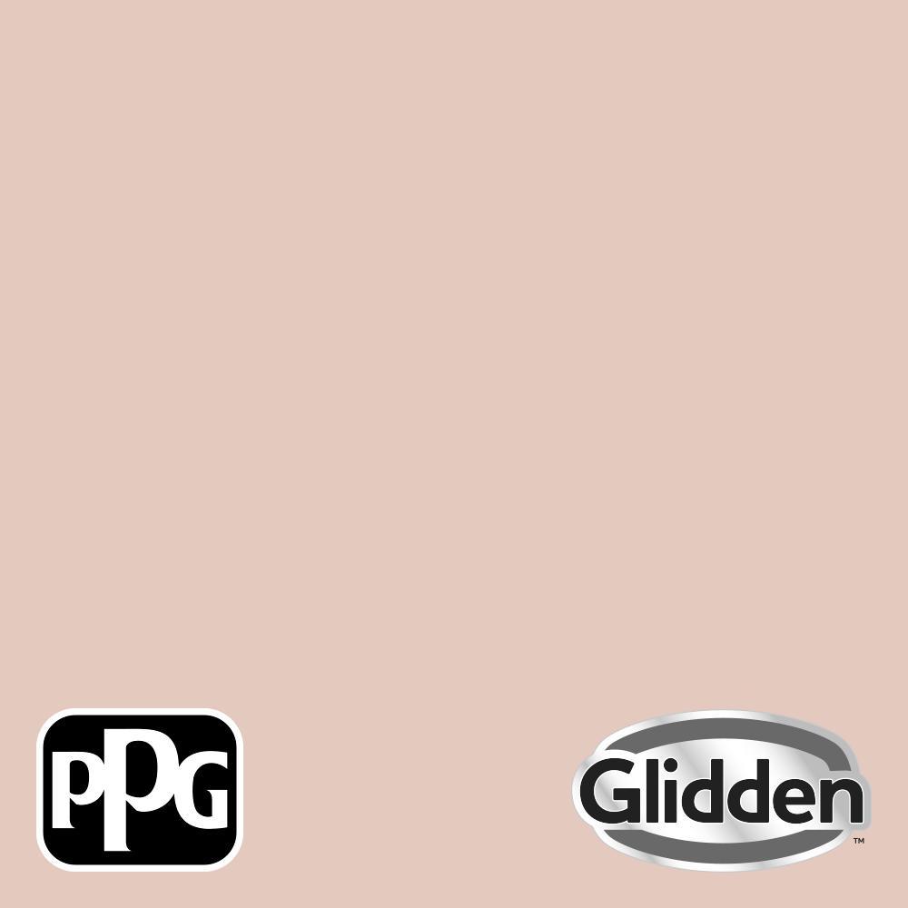 Glidden Premium 8 oz. PPG1068-3 Sultan Sand Satin Interior Paint Sample